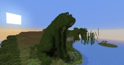 Dragonfly Pond Minecraft Map & Project