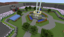 Sword Art Online IM Floor 76 Minecraft Map & Project