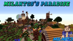 MilanTCS's Paradise (Contest Entry) Minecraft Map & Project