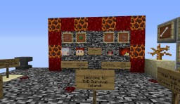 The Walking Dead Island Survival Minecraft Map & Project