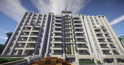 Greenfield Building - Kaori Hotel Minecraft Map & Project