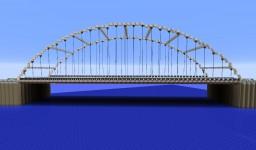 Grant Island Bridge | UAO Minecraft Project
