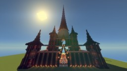 Awesome Server Spawn (Customisable) Minecraft Map & Project