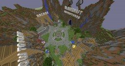 Best wynncraft minecraft maps projects planet minecraft bladecraft server hub minecraft map project gumiabroncs Gallery