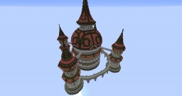 Tranquility Stronghold Minecraft Map & Project