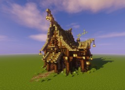 Medieval House I - Small (Download) Minecraft