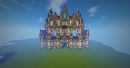 [Mega-Build]Castel Neptune Minecraft