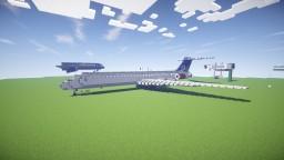 McDonnell Douglas MD-80 Scandinavian (Landing) Minecraft Map & Project