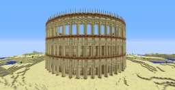 - Roman Colosseum - By PointlessPharaoh Minecraft Map & Project
