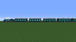19th Century Train Minecraft Project