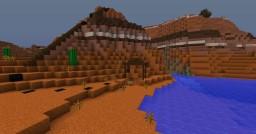 Mesa mine shaft Minecraft Map & Project