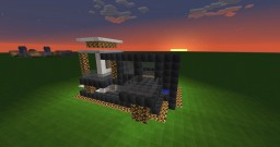 Epic Modern House! Minecraft Map & Project