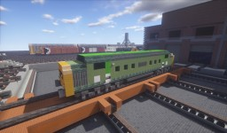 British Railroad Vehicles - Pack 3 Minecraft Project