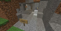 MineShaft Minecraft Map & Project