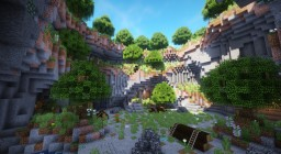 [PvP Arena / Lobby] Forsaken Sinkhole (Download) Minecraft