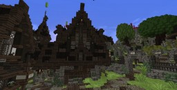 My Medieval House (Survival Server) Minecraft Map & Project
