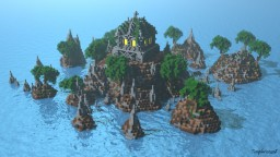 Valter, the lost island Minecraft Project