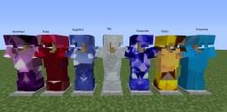 Gemmary Minecraft Mod