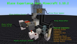 Blaze Experiance Farm Idea