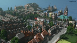 Carville: Industrial city 1900-1930. v 2.0 (Download!) Minecraft Map & Project