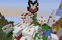 Creative Pixel Art Spawn [GREAT SPAWN!] Minecraft Map & Project