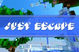 Just Escape [puzzle][1.10.2+][ENG/PL] Minecraft Project