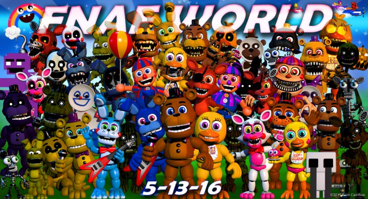 Five nights at freddys world roleplay map minecraft project five nights at freddys world roleplay map gumiabroncs Choice Image