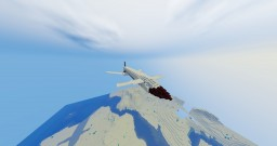 Supersonic Airliner Mk.2 | Aircraft collection by Wooouh | Number (4) Minecraft Map & Project