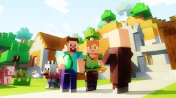 Through the Years - What Makes ME a Minecrafter - My Minecraft Tale Minecraft Blog