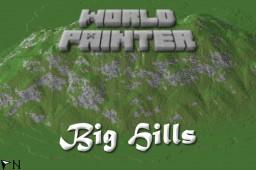 WorldPainter tutorial: Big hills Minecraft
