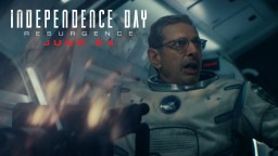 Review of Independence Day: Resurgence Minecraft Blog Post