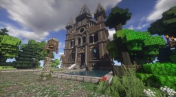 Random builds Minecraft