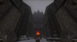 The Elder Scrolls V Skyrim: Windhelm Minecraft Map & Project