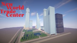 New World Trade Center Plaza Minecraft