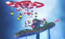 Mushroom Sky Island by TheFumbler [Downloadable] Minecraft Map & Project