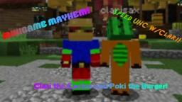 Minigame Mayhem | Clari the Cactus and Poki the Burger | Speed UHC Minecraft Blog