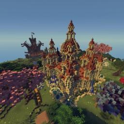 CometCraft {mcmmo,slimefun, Minecraft