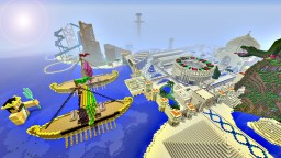 Amusement Park Minecraft Project