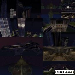 Marvel World Minecraft Map & Project