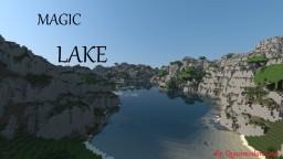 Magic lake Minecraft Map & Project