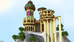 Island Citadel [HoneyHive APP] Minecraft Project
