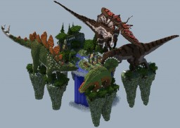 Lobby SkyWars | Prehistorico + Free Download Minecraft Map & Project