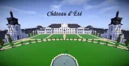 Château d'Eté [Aliquam] Minecraft Map & Project