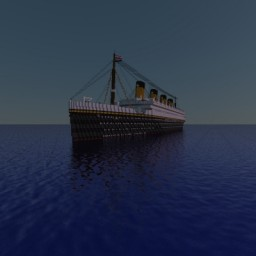 RMS Olympic 1920s 2016 (1.9) Minecraft Map & Project