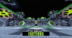 FACTIONS SPAWN [FREE MAP DOWNLOAD] ◀75▶ Minecraft Map & Project