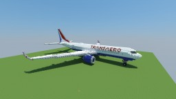 Boeing 737-8NG Transaero Airlines [+Download] Minecraft