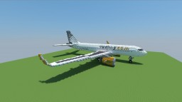 Airbus A320 Sharklets - Vueling Airlines [+Download] Minecraft Project