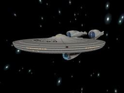 STAR TREK -BEYOND / INTO DARKNESS- USS ENTERPRISE NCC-1701 - V2 [RE-BUILD] 1:2 (WIP)