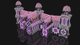 Fuchsia Fortress Minecraft