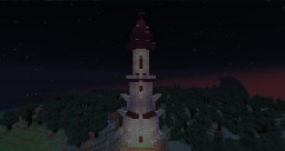 Wizard/Mage tower Minecraft Map & Project